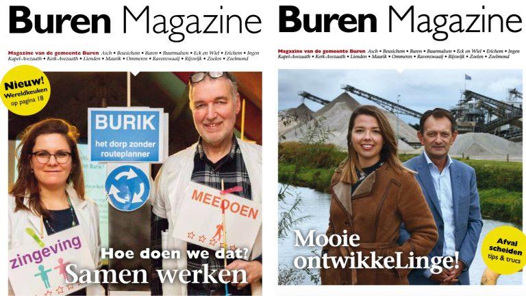 Buren Magazine