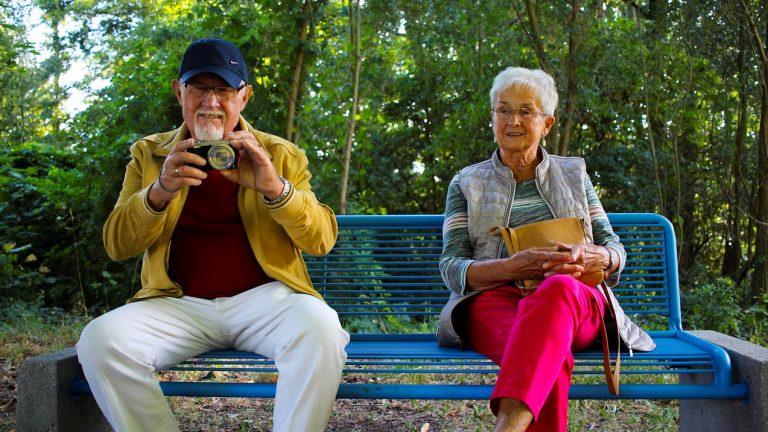 Ontmoetingsgroep voor ouderen