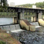 Waterkrachtcentrale Maurik