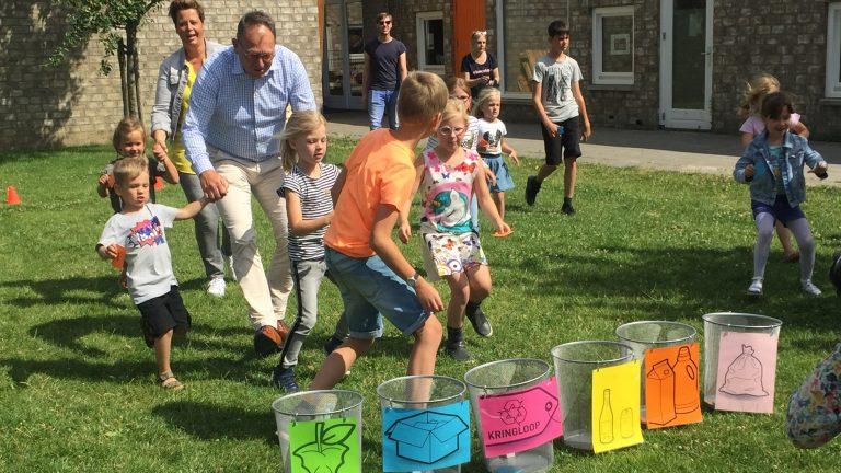 Nieuwe manier van afval inzamelen gestart in gemeente Buren
