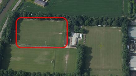 Succesvolle renovatie voetbalveld door BVV