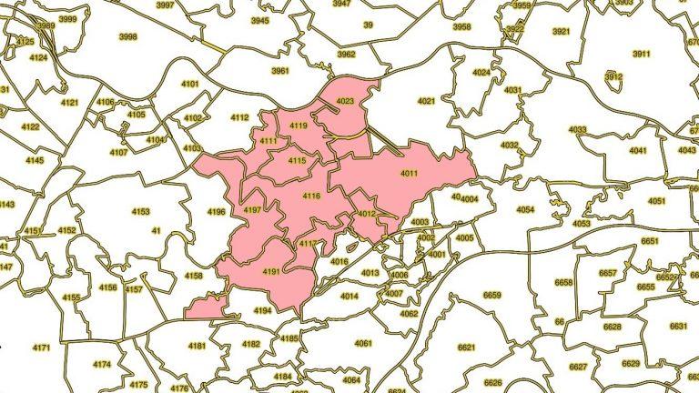 Postcoderoos project Hennisdijk Buren
