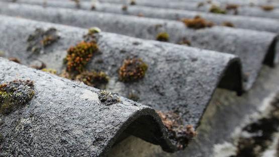 Asbest op uw dak?
