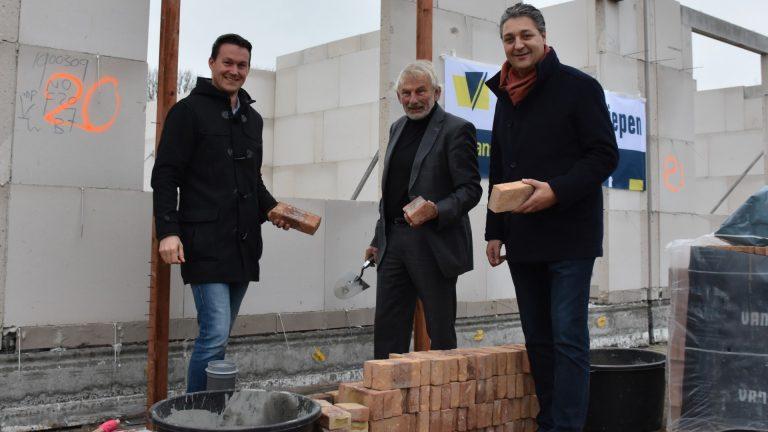 Start bouw Zandekkers fase 2 in Ravenswaaij