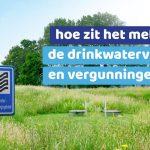 De watercapaciteit en de vergunningen